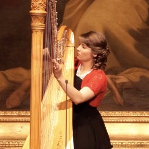 7th Heaven Harp - Harpist / Celtic Music in Greenville, South Carolina