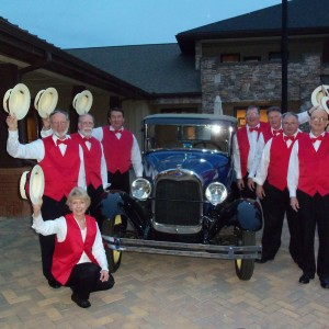 8up with Dixie - Dixieland Band in Cumming, Georgia