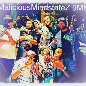 9Malicious Mindstatez  (9MM)  9 Double M - Hip Hop Group in Houston, Texas
