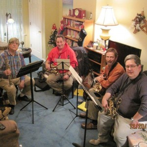 9th Street Sax Quartet - Jazz Band in Philadelphia, Pennsylvania