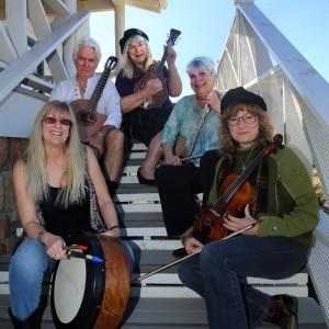 Áine - Celtic Music in Payson, Arizona