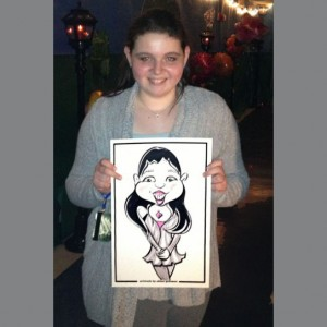 Party Express, Caricatures and Face Painting - Caricaturist in Long Island, New York