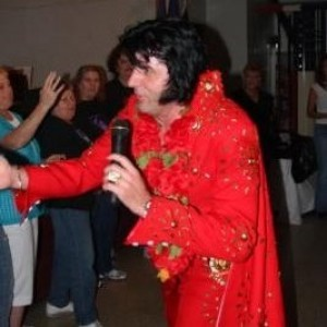 Randy Elvis Walker - Elvis Impersonator / Wedding Officiant in Jacksonville, Florida