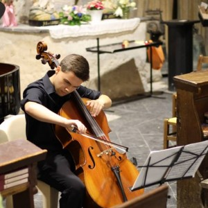 Adam Schreiber Cello - Cellist in Greenville, North Carolina