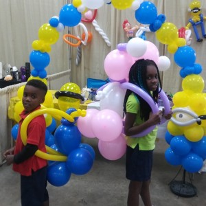 A and B Balloon Twisting - Balloon Twister / Children's Party Entertainment in Nashville, Tennessee