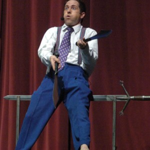 A Brad Weston Production - Juggler in Fox Lake, Illinois