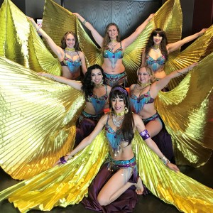 A Class Act: Authentic Belly Dancing Entertainment - Belly Dancer in Dallas, Texas