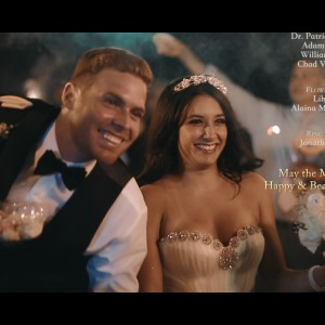 A Colored Mind Boutique Wedding Film - Wedding Videographer in Los Angeles, California