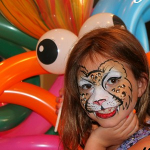 A Face Painting Mom - Face Painter / Airbrush Artist in Columbus, Ohio