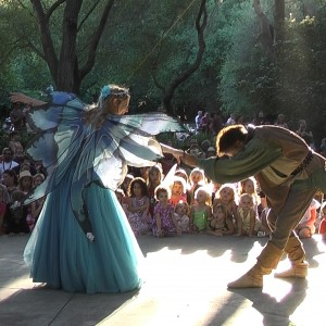 A Faery Hunt - Children's Party Entertainment / Musical Theatre in Los Angeles, California