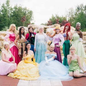 A Fairytale Come True - Princess Party / Party Rentals in West Palm Beach, Florida