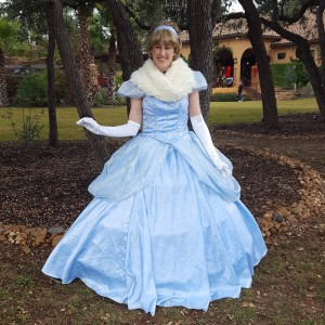 A Fairytale Ending - Princess Party in Wimberley, Texas