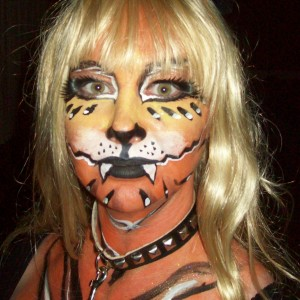 A Funny Business - Face Painter / Halloween Party Entertainment in Ventura, California