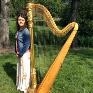 A Harpist for All Occasions