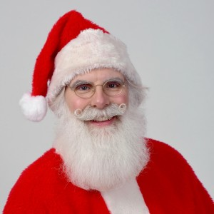 A Jolly Santa - Santa Claus in Warren, Ohio
