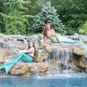 A Land and Sea Mermaid - Mermaid Entertainment / Face Painter in Toms River, New Jersey