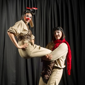 A Little Bit Off - Circus Entertainment / Mime in Portland, Oregon