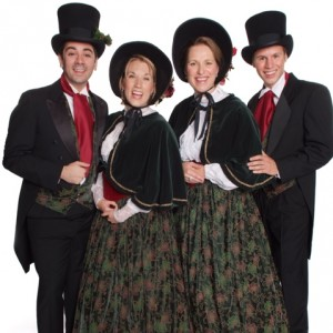 A Little Dickens - Christmas Carolers / Opera Singer in Los Angeles, California
