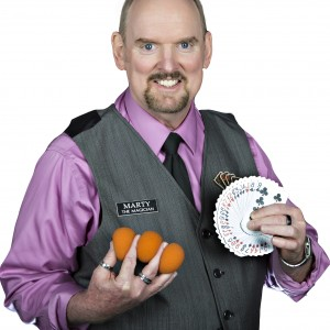 A Magical Experience by Marty Westerman - Magician / Children's Party Magician in Dallas, Texas