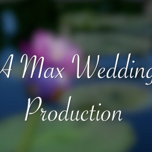 A Max Wedding Production - Wedding Videographer in Denver, Colorado