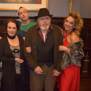 A Murder Most D'Vine: A Murder Mystery - Traveling Theatre in Jersey City, New Jersey