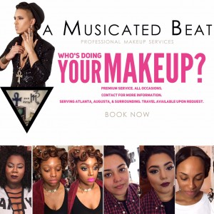 A Musicated Beat - Makeup Artist / Wedding Services in Augusta, Georgia