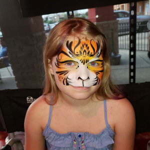 A New Face - Face Painter in Goshen, Ohio