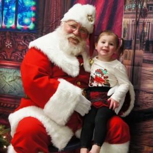 A New York Santa - Santa Claus in New York City, New York