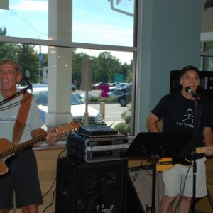 A Night Out with Art and Vito - Cover Band in Darien, Connecticut