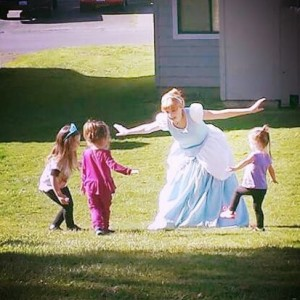 A Princess For a Princess Character Company - Impersonator / Princess Party in Crescent City, California