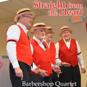 Straight from the Heart Barbershop Quartet - Barbershop Quartet / A Cappella Group in Cleveland, Ohio