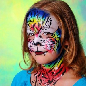 A Touch of Color by Jenny - Face Painter in Madison, Wisconsin