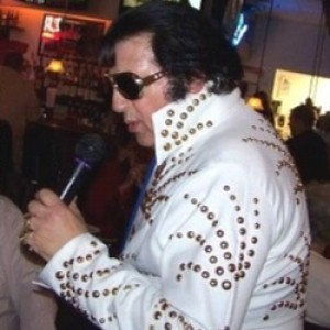 A Tribute to Elvis with Jim Jones - Elvis Impersonator / Pop Singer in Cincinnati, Ohio