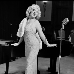 MARILYN MONROE TRIBUTE ARTIST (Female) - Marilyn Monroe Impersonator / Jazz Singer in Reno, Nevada