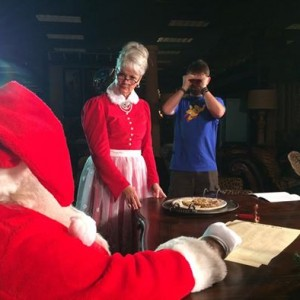 A true Mrs. Santa - Santa Claus / Costumed Character in Odessa, Texas