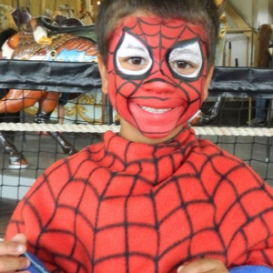 Marc and Fran's Arts Services - Santa Claus / Face Painter in Rumford, Rhode Island