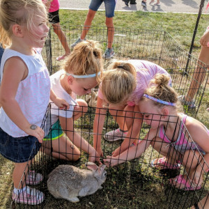A Zoo for You - Petting Zoo / Easter Bunny in Bourbon, Missouri
