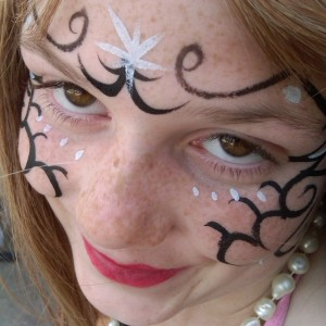 AAAmazing Faces, Henna & Balloon Twisting by Julie - Face Painter / Costumed Character in Ventura, California