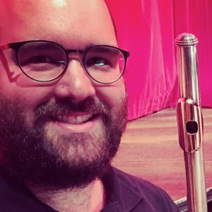 Aaron Boquet, flute - Flute Player / Woodwind Musician in Columbus, Ohio