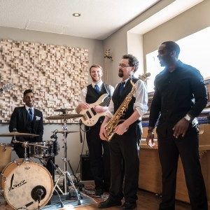 Aaron Bowers Music - Dance Band / Prom Entertainment in Hamilton, Ontario