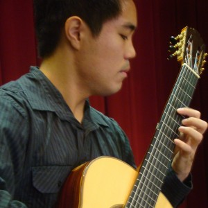 Aaron Cardenas Classical Guitar - Classical Guitarist in Kaneohe, Hawaii