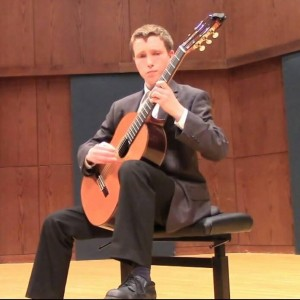 Aaron Civic - Classical Guitarist in Albany, New York