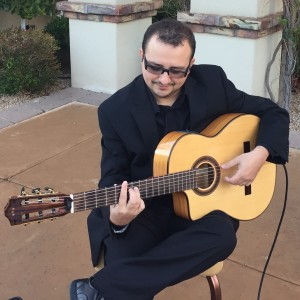 Aaron Copenhaguen - Guitarist / Singing Guitarist in Los Angeles, California