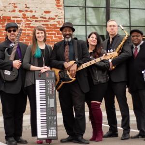 Aaron Gayden Band - Jazz Band / Holiday Party Entertainment in Sacramento, California