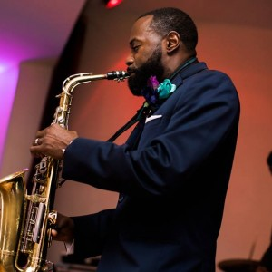 Aaron Hayden - Saxophone Player / Soul Band in Tallahassee, Florida