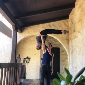 Aaron Lind - Acrobat in San Diego, California