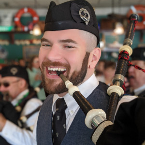 Aaron Lindo - Bagpiper / Celtic Music in East Greenwich, Rhode Island