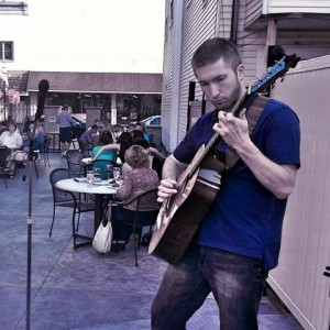 Aaron Peterson Guitarist - Wedding Band in Findlay, Ohio