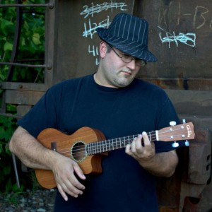 "Aaron ""The Uke Slinger"" Jones - Ukulele Player in Latrobe, Pennsylvania"