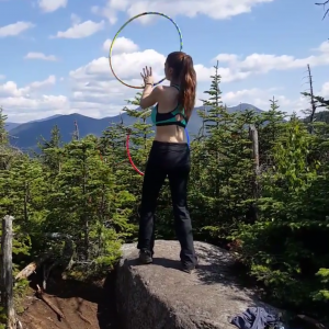 Abateflows - Hoop Dancer / Dancer in Fairport, New York